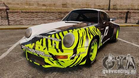 Porsche 911 Carrera RSR 1974 Rival для GTA 4