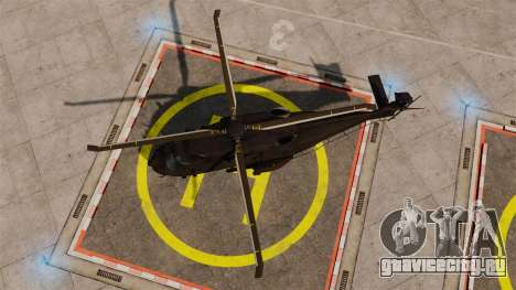 Eurocopter NHIndustries NH90 [EPM] для GTA 4 вид справа