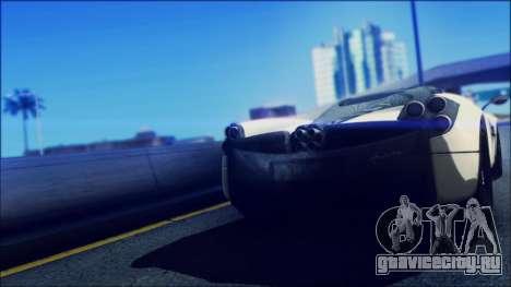Sonic Unbelievable Shader v7 для GTA San Andreas второй скриншот