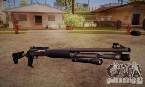 Дробовик из Left 4 Dead 2 для GTA San Andreas