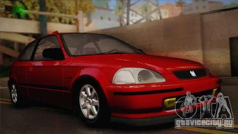 Honda Civic 1.4is TMC для GTA San Andreas