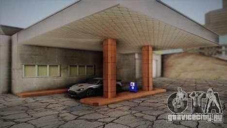 Гараж в Дороти для GTA San Andreas третий скриншот