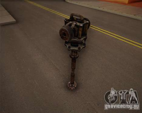 Бита мутантов из Fallout 3 для GTA San Andreas