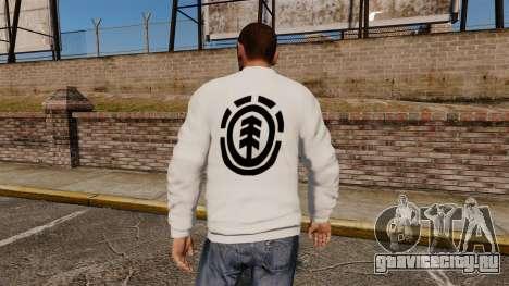 Свитер -Element- для GTA 4 второй скриншот