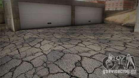 Гараж в Дороти для GTA San Andreas четвёртый скриншот