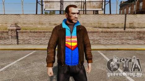 Супермен коллекция для GTA 4 второй скриншот