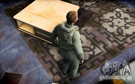 Николай из Call of Duty MW2 для GTA San Andreas третий скриншот