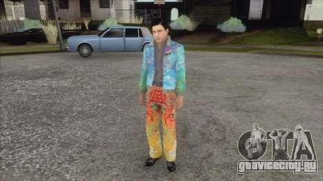 Вито Скаллета в форме Сочи 2014 для GTA San Andreas второй скриншот