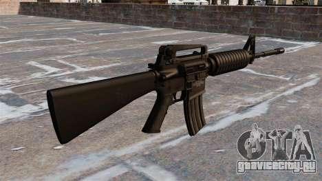Автоматический карабин Colt M4A1 для GTA 4 второй скриншот