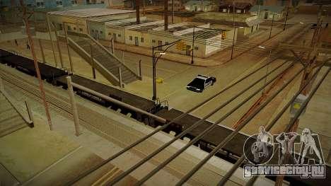 GTA HD Mod 3.0 для GTA San Andreas пятый скриншот