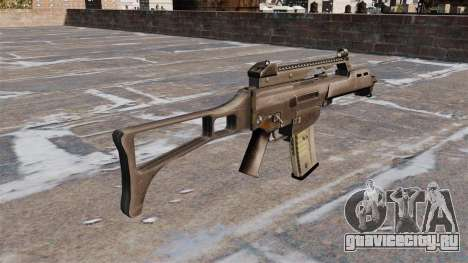 Штурмовая винтовка HK G36C для GTA 4 второй скриншот