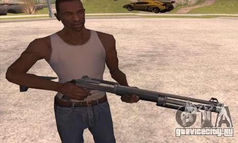 Дробовик из Left 4 Dead 2 для GTA San Andreas третий скриншот