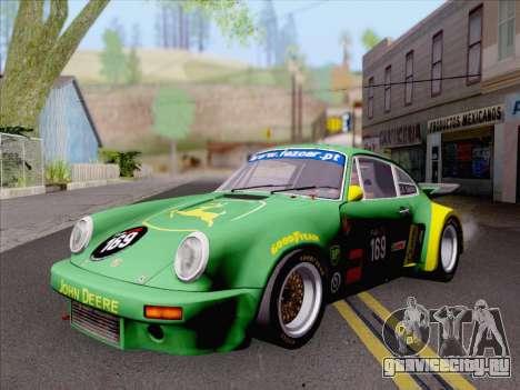 Porsche 911 RSR 3.3 skinpack 6 для GTA San Andreas