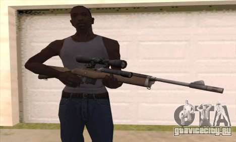 Снайперская винтовка из Left 4 Dead 2 для GTA San Andreas третий скриншот