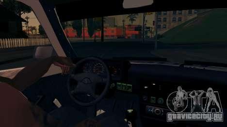 Нива 21213 ДПС для GTA San Andreas вид справа