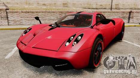 Pagani Huyara [EPM] для GTA 4