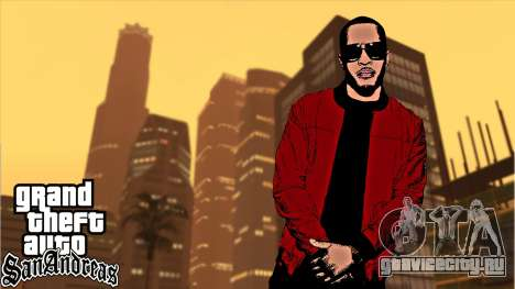 Loadscreens American Rap для GTA San Andreas третий скриншот