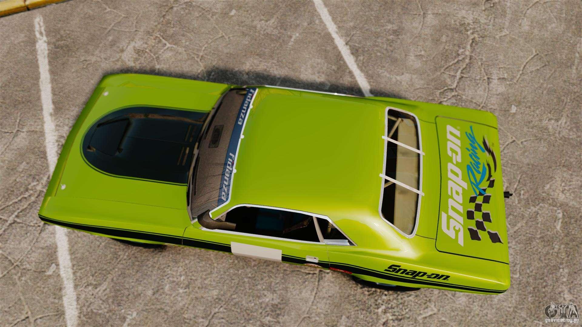 Вариант раскраски автомобиля