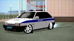 ВАЗ 2108 ДПС