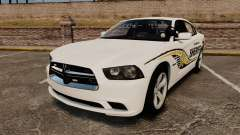 Dodge Charger RT 2012 Slicktop Police [ELS] для GTA 4
