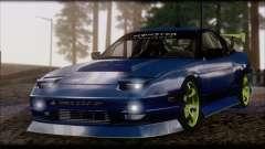 Nissan 240sx drift для GTA San Andreas