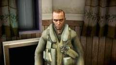 Николай из Call of Duty MW2