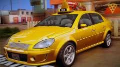 Declasse Premier Taxi