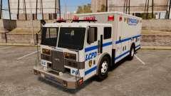 Hazmat Truck LCPD [ELS]