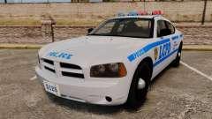 Dodge Charger LCPD [ELS] для GTA 4