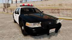 Ford Crown Victoria 1999 LAPD & GTA V LSPD для GTA 4