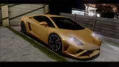 Lamborghini Gallardo LP560-4 Coupe 2013 V1.0 для GTA San Andreas