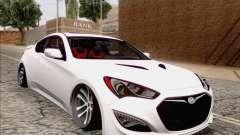 Hyundai Genesis Stance для GTA San Andreas