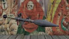 Ракетная установка из S.T.A.L.K.E.R. для GTA San Andreas