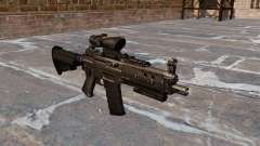 Штурмовая винтовка SIG 552 для GTA 4
