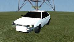 ВАЗ 2109 Turbo для GTA San Andreas