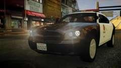 Dodge Charger LAPD 2008 для GTA 4