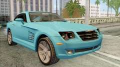 Chrysler Crossfire для GTA San Andreas