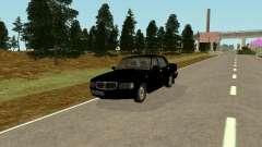 ГАЗ 3110 Волга чёрный для GTA San Andreas