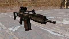 Штурмовая винтовка HK G36k для GTA 4