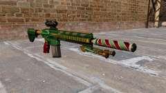Автоматическая винтовка HK417