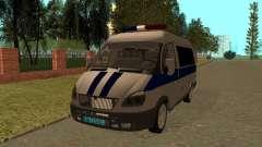 ГАЗ Соболь Полиция