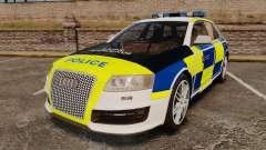 Audi RS6 Avant Metropolitan Police [ELS]