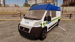Fiat Ducato Manchester Police [ELS]