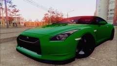 Nissan GT-R Spec V для GTA San Andreas