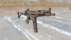 Пистолет-пулемёт Taurus MT-40