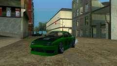 Nissan Silvia S14a для GTA San Andreas
