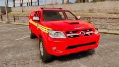 Toyota Hilux FDNY [ELS]