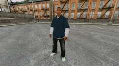 Франклин Клинтон для GTA 4
