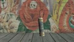 Stick of dynamite из Metro 2033