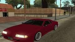 JTX Tuned Elegy для GTA San Andreas
